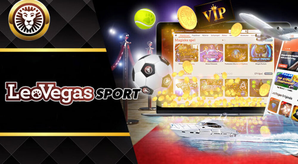 All You Need to Know About Betting Online on LeoVegas.