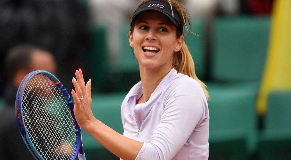 The Return of a woman tennis player Tsvetana Pironkova.